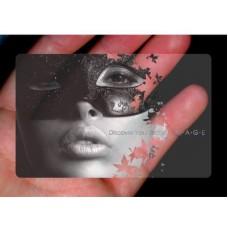 Прозорі картки